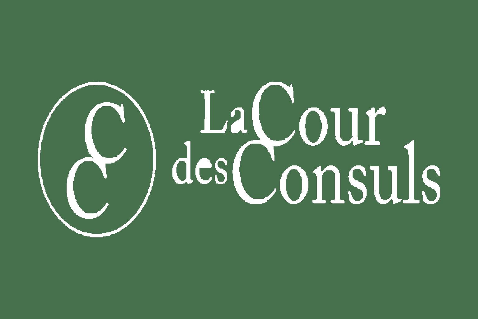 COUR DES CONSULS