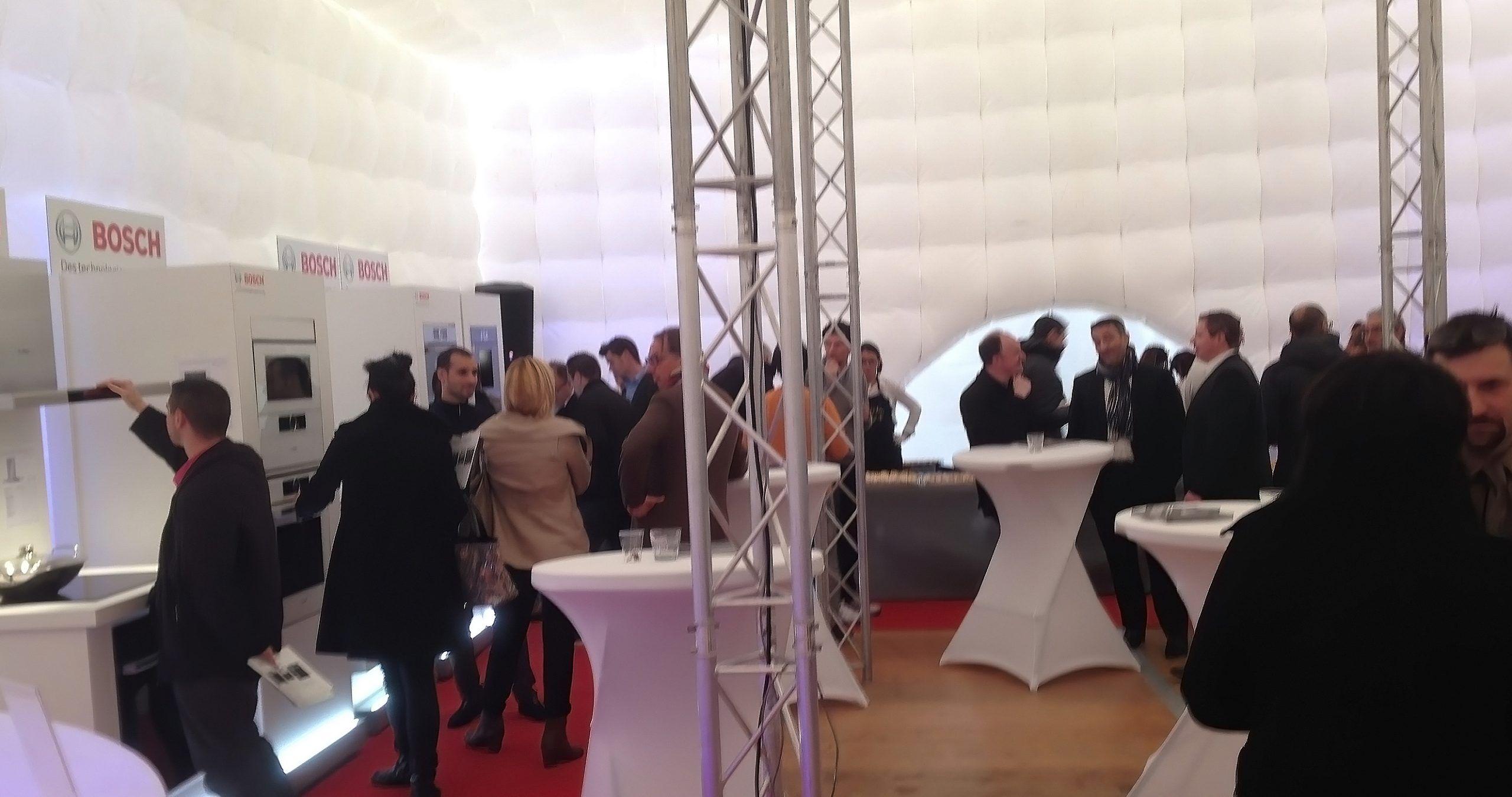 Agence Événementielle Toulouse Showroom siemens bosch foire exposition Onlyevent 2 scaled