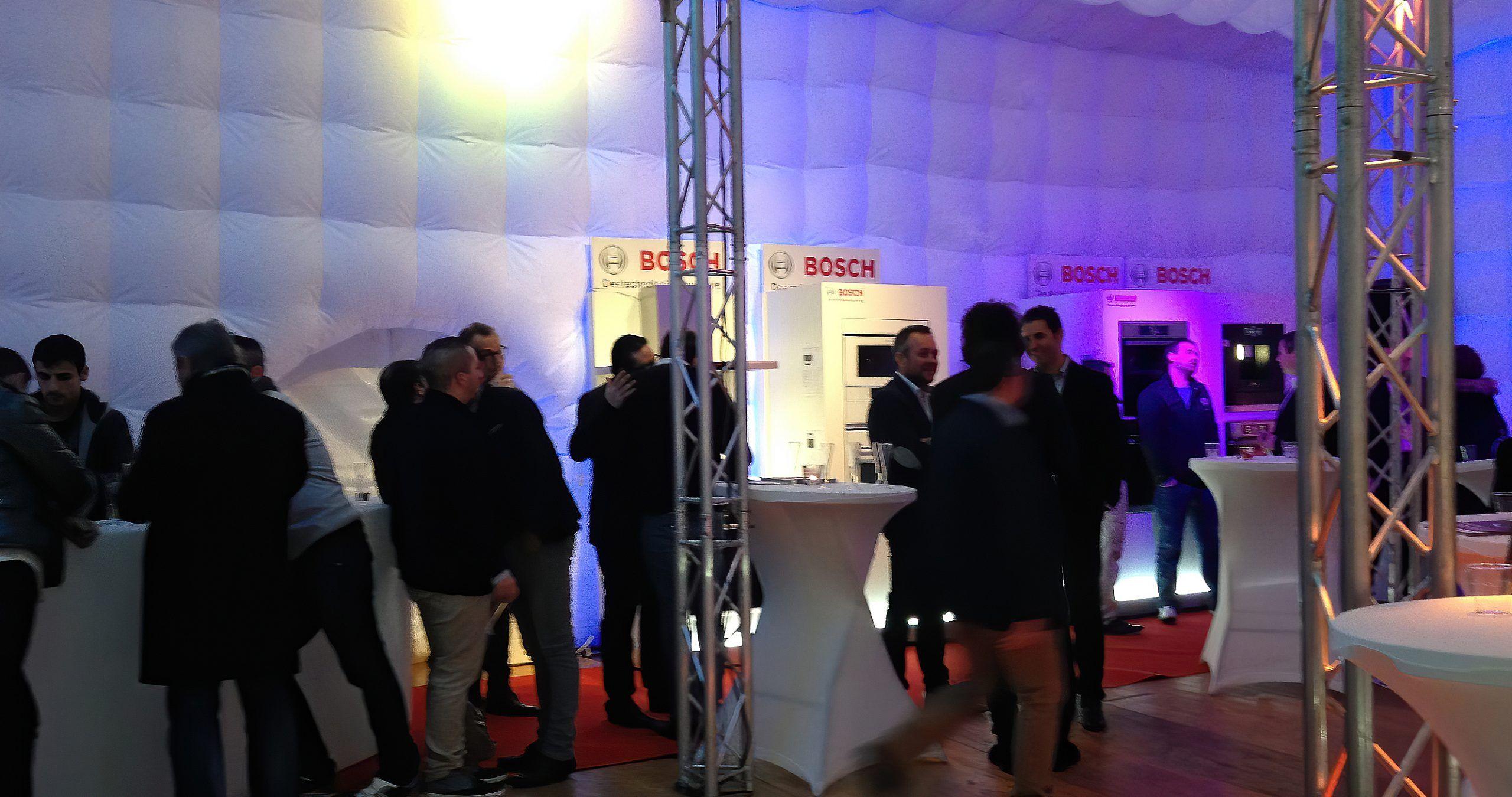 Agence Événementielle Toulouse Showroom siemens bosch foire exposition Onlyevent 4 scaled